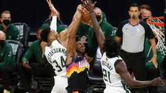 Фінікс Санс - Мілуокі Бакс. Прогноз і анонс на фінал НБА