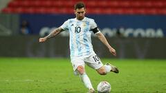 Аргентина – Бразилия. Прогноз на матч Дмитрия Козьбана