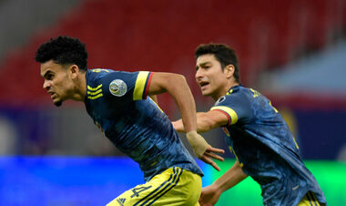 Драма на последних секундах. Колумбия и Перу разыграли третье место на Копа