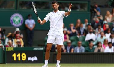 Наздогнав Федерера з Надалем. Джокович виграв 20-й титул Grand Slam