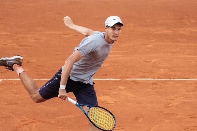 Сачко вышел в полуфинал челленджера ATP в итальянской Перудже