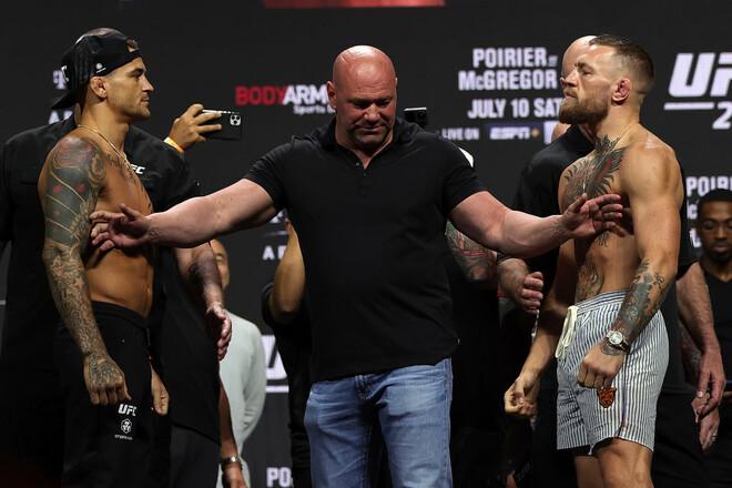 UFC 264. Дастин Порье – Конор Макгрегор. Текстовая трансляция