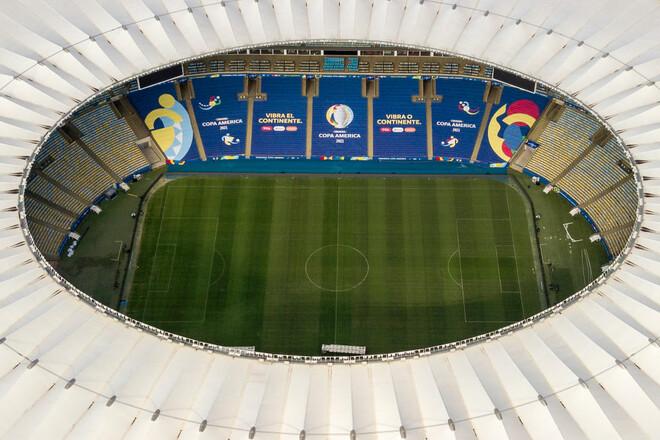 Аргентина – Бразилия – 1:0. Текстовая трансляция матча