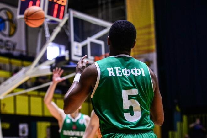 Киев-Баскет подписал MVP Суперлиги