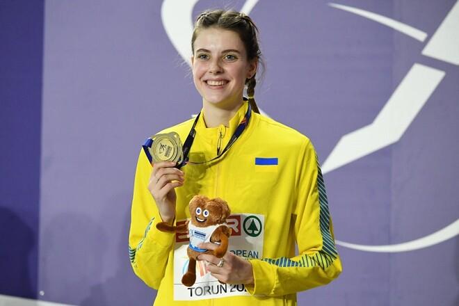 ВИДЕО. Магучих стала чемпионкой Европы среди молодежи с рекордом турнира