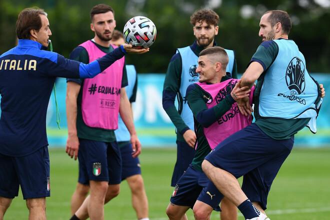 Италия – Англия. Букмекеры назвали фаворита финального матча Евро-2020