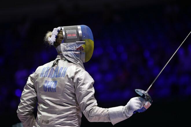 Ольга Харлан назвала свой самый большой страх в фехтовании
