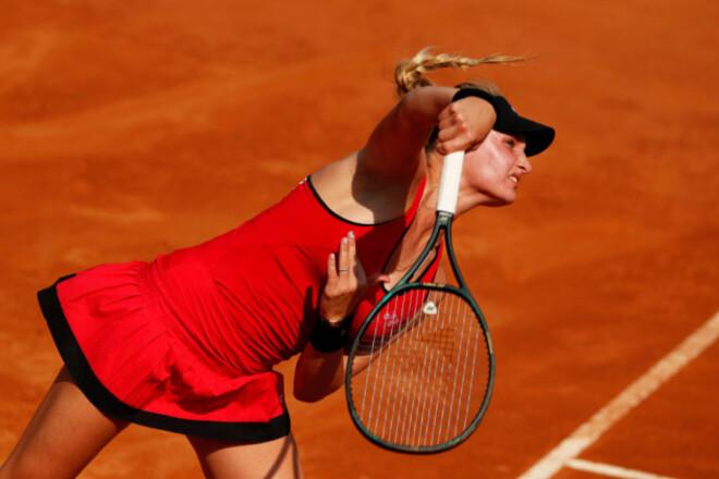 Даяна ЯСТРЕМСКАЯ: «Отличная неделя тенниса. Теперь - подготовка к Токио»