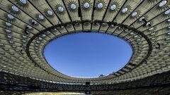 На каких стадионах Украины можно играть в футбол. Полный список от УАФ