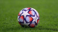 В сети появились фото нового мяча Лиги чемпионов