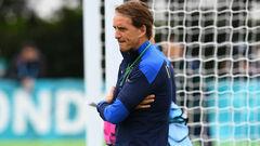 Роберто МАНЧИНИ: «Не сказал бы, что у Англии два сильных полузащитника»