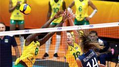 В Бельгии и Нидерландах начался женский чемпионат мира по волейболу U-20