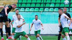 Верес обыграл на стадионе Украина львовские Карпаты Тлумака