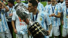 Ди Мария стал лучшим игроком финала Кубка Америки