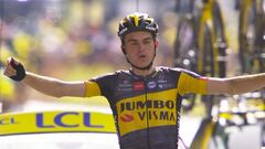 Тур де Франс. Сольная победа Кусса из отрыва