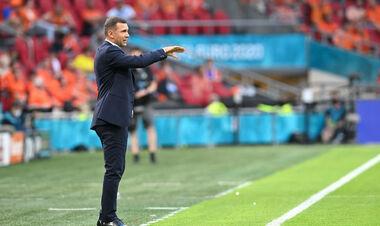Шевченко посетил финал Уимблдона между Джоковичем и Берреттини