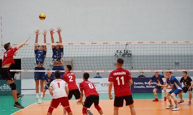 Юнацький чемпіонат Європи з волейболу U-17 проходить в Албанії