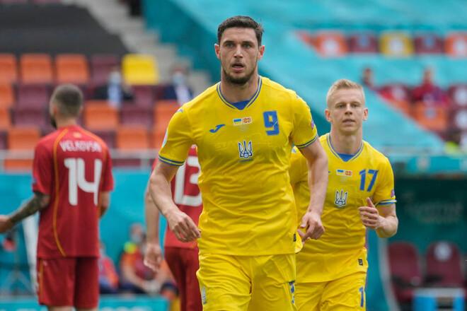 Троє українців увійшли до збірної найгірших гравців Євро-2020