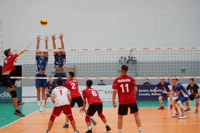 Юношеский чемпионат Европы по волейболу U-17 проходит в Албании