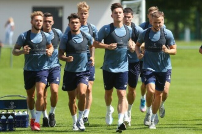 Динамо и Вильярреал проведут контрольный матч