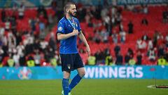 Бонуччи – лучший игрок финального матча Евро-2020