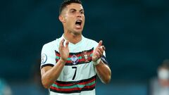 Роналду – лучший бомбардир Евро-2020