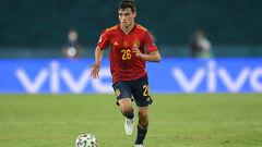 Педри – лучший молодой игрок Евро-2020