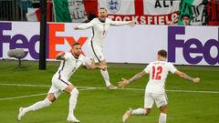 Люк Шоу стал автором самого раннего гола в финалах Евро