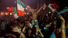 ВИДЕО. Италия выиграла ЕВРО, а Джокович Уимблдон, ставим на Гаске