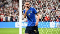 Леонардо Бонуччи стал самым возрастным бомбардиром финалов Евро