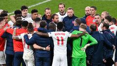 ФОТО. Слезы, гордость и чертовы пенальти. Реакция СМИ на поражение Англии