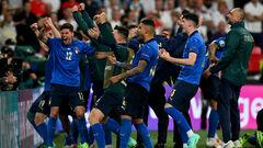 МАРКЕВИЧ: «Когда дошло до серии пенальти, в победе Италии не сомневался»