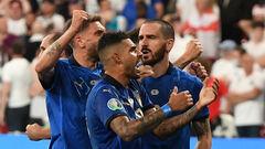 Италия выставила один из самых возрастных составов в истории финалов ЧЕ