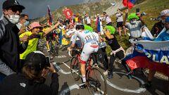 Первая слабость Погачара, победы Кэвендиша. Итоги второй недели Тура-2021
