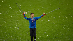 ФОТО. Топ-10 самых быстрых игроков Евро-2020