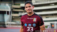 Динамо собирается купить 22-летнего форварда из Венесуэлы
