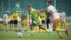 Рух – Нива Тернопіль – 0:1. Відео голу і огляд матчу