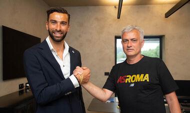 ОФІЦІЙНО. Руй Патрісіу став воротарем Роми. Його тренуватиме Моуріньо