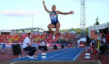 Марина БЕХ-РОМАНЧУК: «6,77 и первое место»