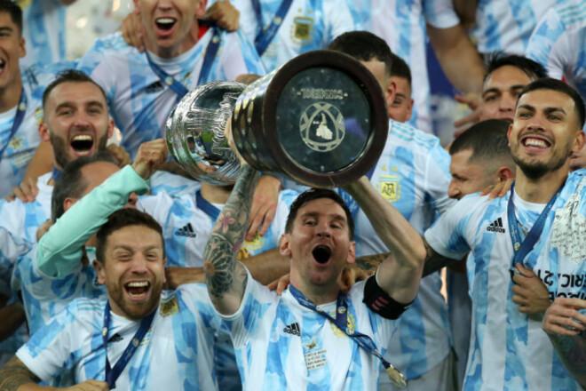 ФОТО. Евро-2020 против Копа Америка. Чья сборная турнира круче?