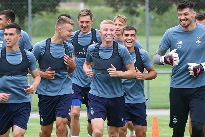 Спарринг года: Динамо проведет контрольный матч с Интером