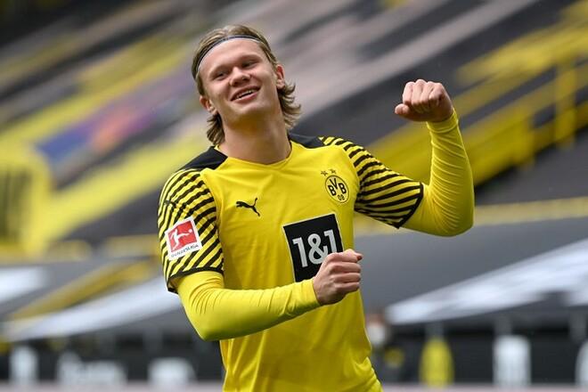 Спортдир Боруссии Дортмунд: «Холанд входит в наши планы»