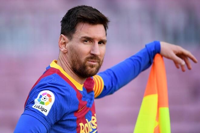Источник: Месси и Барселона договорились по новому контракту