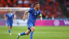 ВІДЕО. Гол Ярмоленка - в топ-10 найкращих на Євро-2020