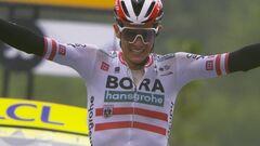 Тур де Франс. Конрад выиграл 16-й этап