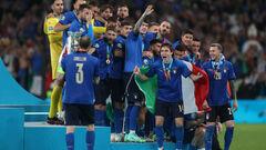 Сергей КРАВЧЕНКО: «Италия кайфовала от своей игры»