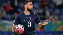 Доннарумма попрощался с болельщиками Милана