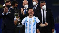 Марио КЕМПЕС: «Месси не будет лучше Марадоны, даже если выиграет четыре ЧМ»