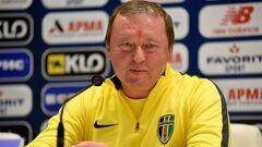 Владимир ШАРАН: Мог остаться в Александрии, если бы выиграли Кубок Украины