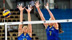 Жіноча збірна України готується до чемпіонату Європи в Болгарії